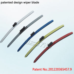 The Unique Colorful Wiper Blade