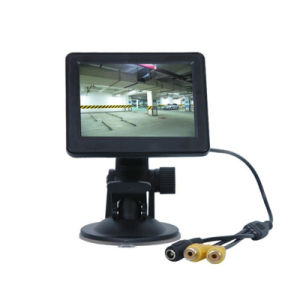 """3.5"""" LCD CCTV Monitor 4: 3 with Cigarette Power Supply, 640*480 (H035) pictures & photos"""