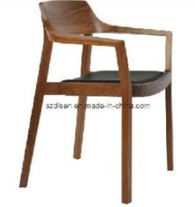 Hotel Restaurant Wood Chair (DS-C141H) pictures & photos