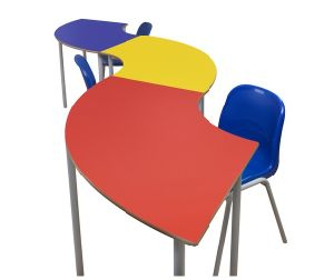 Colorful 9-Kid′s Kindergarten Tables and Chairs Furniture pictures & photos