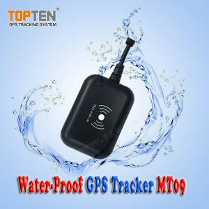 Water-Proof GPS Motorcycle Tracker with Motorcycle Alarm Functions (MT09-ER) pictures & photos