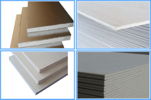 Elephant High Quality Gypsum Board pictures & photos