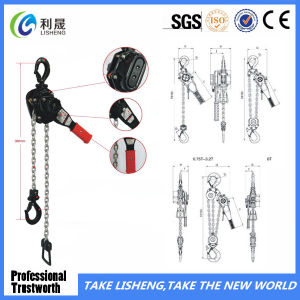 High Quality Factory Hand Operated Dh Chain Blocks pictures & photos