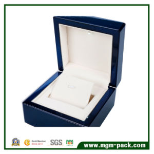Wholesale Packaging Custom Wood Jewelry Box pictures & photos