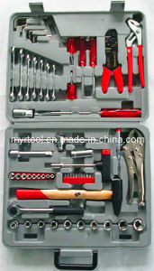 New Item 100PCS Professional Mechanical Hand Tool Set (FY100B) pictures & photos