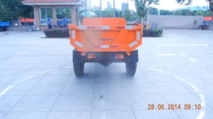 3 Wheel Dump Truck Suitable for Mining and Construction Sites pictures & photos