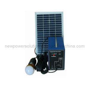 18V5w Portable Solar Power System