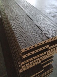Ocox New Products of Online Woodgrain WPC Decking pictures & photos