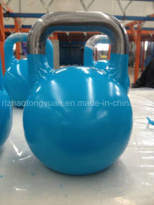 Fitness Competition Kettlebell on Sale pictures & photos