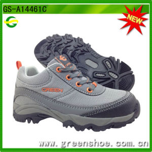 Children Low Cut Hiking Shoes Climbing Shoes pictures & photos