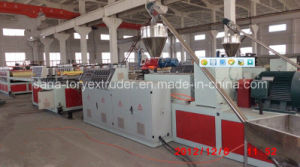 High Quality Plastic Machine PVC WPC Board Extrusion Production Line pictures & photos