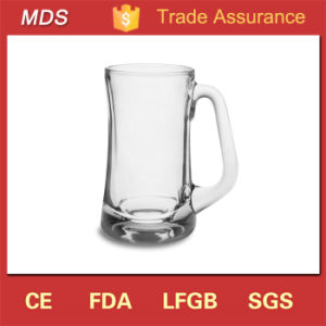 High Quality Wholesale Clear Glass Beer Steins pictures & photos