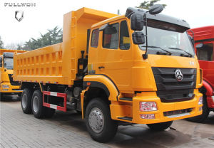 25-40tons Volquete Sinotruk Tipper Truck pictures & photos