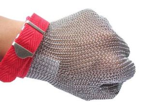Stainless Steel Glove/Stainless Steel Cut Resistant Gloves pictures & photos