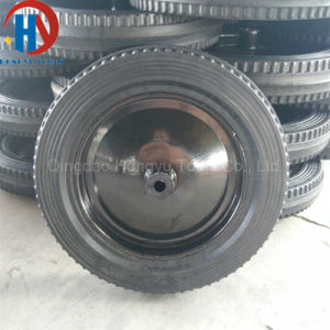 Crumb Rubber Wheel Solid Rubber Wheel pictures & photos