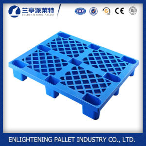 Light Duty Cheap One Way Export Nestable Plastic Pallet for Packing pictures & photos