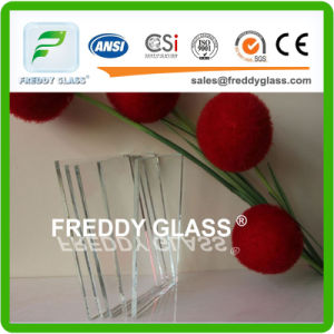 8mm Ultra/Super/Low Iron Float Glass with CE& ISO pictures & photos