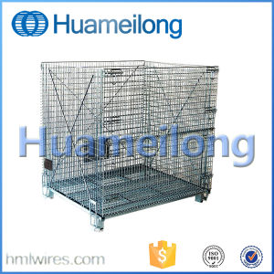 Wire Mesh Container for Storage Collapsible Heavy Duty pictures & photos