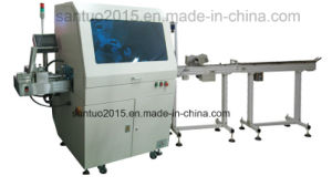 Santuo Scratch Card Hotstamping System pictures & photos