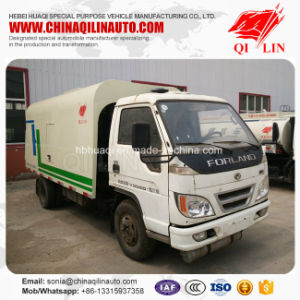 Factory Supply Road Garbage Cleaning Sweep Truck on Sale pictures & photos