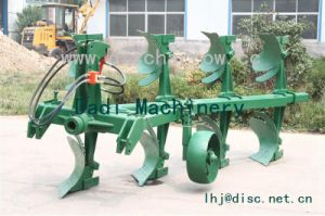 Hydraulic Reversible Furrow Plow, Soil Tillage Machines pictures & photos