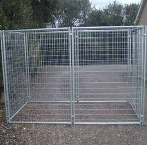 6FT Lowes Dog Kennel and Runs, Wire Mesh Dog House pictures & photos