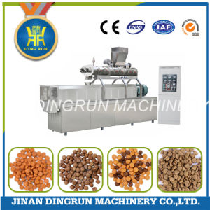 big capacity stainless steel pet dog food machine pictures & photos