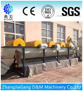 500kg/H Plastic PP PE Film Recycling Washing Line pictures & photos