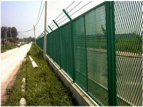 Powder Coated Chain Link Fence pictures & photos