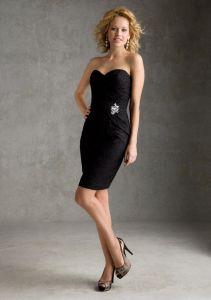 Discount Lace Bridesmaid Fashion Dresses (FD14007) pictures & photos