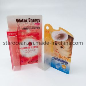 Lipstick Packaging Box with Plastic PVC Material pictures & photos