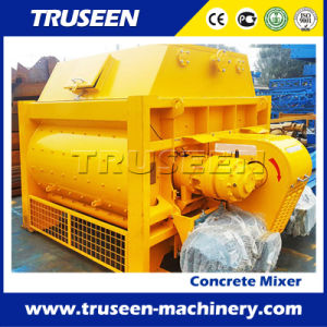 Building Construction 1 Yard Portable Concrete Mixer for Sale with Factory Price pictures & photos