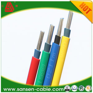 300/500V PVC Insulated Round Cable with Aluminum Core and PVC Sheath pictures & photos