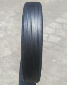 Solid Rubber Powder Wheel for Wheel Barrow pictures & photos
