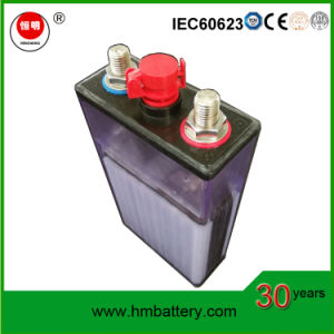 12V 24V 60ah/100ah Ni-CD Sintered Rechargeable Battery Gnc60 with 1.2V60ah for Diesel Engine Starting pictures & photos