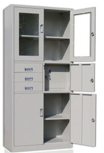 6-Door 3-Drawer Steel Metal Locker for Gym and School and Office pictures & photos