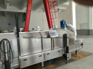 Liquid Nitrogen Quick-Freezer Machine pictures & photos