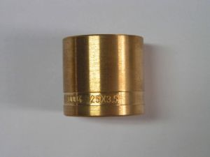 Brass Compression Sleeve for Pex Pipes pictures & photos
