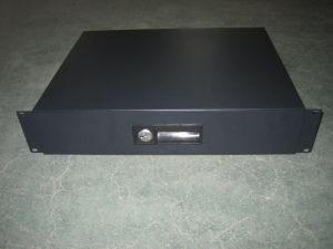 Rack Drawer Used in Network Cabinet pictures & photos
