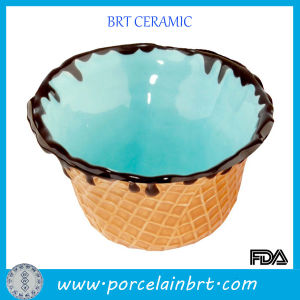 Like Real Custom Ice Cream Bowl pictures & photos
