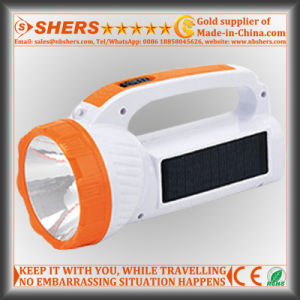 Solar 1W LED Flashlight with SMD LED Desk Light (SH-1983) pictures & photos