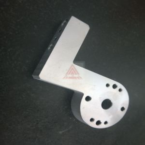 Quality Mechanical Part Machining by CNC