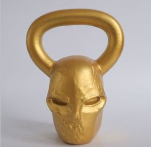 Skull Kettlebell Hot on Sale pictures & photos