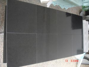 Shanxi Absolute Black Tiles pictures & photos