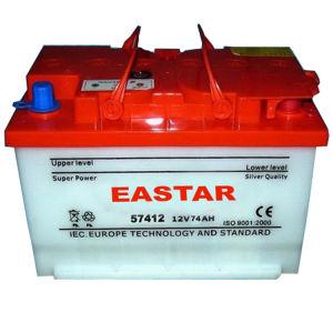 Rechargeable Lead Acid Mf Car Battery 12V70ah (80D26L) pictures & photos