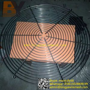 Wire Mesh Fan Guards Industrial Fan Guards pictures & photos