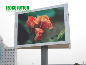 P16 Highly Waterproof Outdoor LED Display pictures & photos