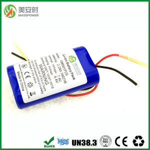 Shenzhen Factory 7.4V 2200mAh Li-ion Battery Pack