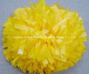 Plastic Yellow POM Poms pictures & photos