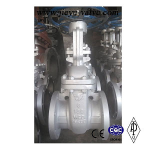 Gate Valve A216 Wcb with Handwheel Operated pictures & photos